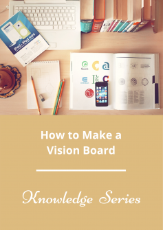 Vision Board for virtual assistant business