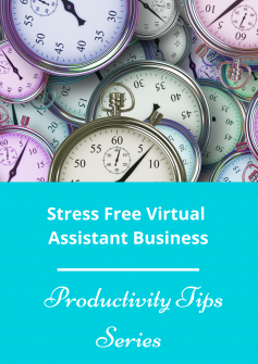 Stress Free Virtual Assistant Business